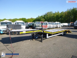 Ant Artic 500 semi-lowbed trailer 10 m + winch + ramp (light commercial) semi-trailer used flatbed