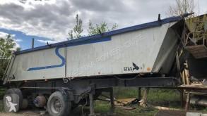 semi remorque Stas Naczepa ciężarowa, STAS truck semi-trailer
