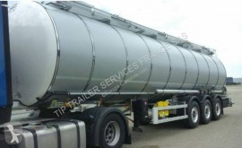 Magyar CITERNE CHIMIQUE MONO CUVE 37500 semi-trailer used chemical tanker