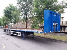 TecnoKar Trailers coil carrier flatbed semi-trailer