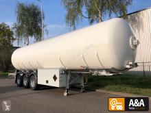 naczepa nc LPG GPL propane butane - ADR 09/2020 - P27BN - 50.000 litres