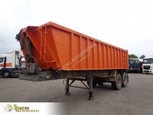 Trailer MOL 2x bpw + 33m3 + tweedehands kipper