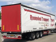 semi remorque Schmitz Cargobull SCHUIFZEIL - DAK / DISC BRAKES / LIFT-AS