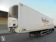Nc S3NA GEGALVANISEERD semi-trailer used mono temperature refrigerated