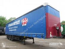 semirremolque Schmitz Cargobull Schiebeplane Standard Ladebordwand