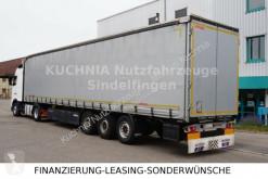 naczepa Kögel SN 24 Standard EN 12642 XL Liftachse Palettenkas