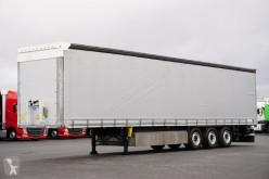 naczepa Schmitz Cargobull - FIRANKA / XL / MULTI LOCK / OŚ PODNOSZONA