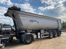 Tipper semi-trailer Zorzi 37S 38cbm