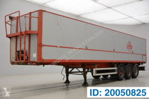 Semi Pacton 40 ft skelet met bandlosser