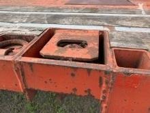 semi remorque porte containers Trax