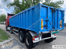 Semi remorque benne LAG 0-3-38 L Steel suspension - Drum brakes - 21M3