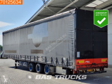semi reboque Draco TMS 336 Liftachse Rollenbett-Aircargo-Luftfracht