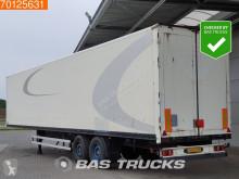 semi remorque Kögel SPKH18 Aircargo-Luftfracht-Rollenbett