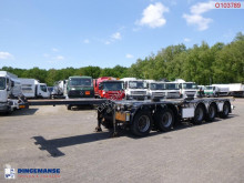 semirimorchio D-TEC 5-axle container combi trailer 20-40 ft (2 + 3 axles)