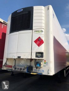 SOR semi-trailer used multi temperature refrigerated