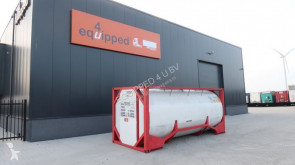 油罐车 Welfit Oddy 23.750L TC, 2 comp.(12.360L/11.390L), L4BN, T11