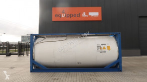 nc last product: MDI, 20FT, 21.000L, L4DH, T14, valid insp.: 12-2021, topdischarge