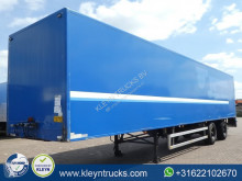 HTF BOX taillift semi-trailer