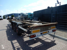 Pacton T3-007 Chassis / BPW Disc / Lift axle semi-trailer