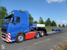 Semi reboque porta máquinas Broshuis 3ABD-48 - Extendable Low Loader