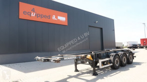 semi remorque Schmitz Cargobull 20FT/30FT ADR-Chassis, SAF+Scheibebremsen, Liftachse, NL-Chassis