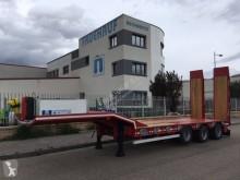 Semi reboque porta máquinas N Fruehauf GONDOLA PORTAMAQUINARIA