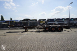 semi remorque Nooteboom EXTENDABLE CONTAINER TRAILER