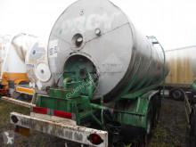 Semirremolque cisterna de alquitrán usado Titan Non spécifié