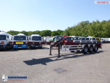 Semirimorchio portacontainers Dennison container trailer 40 ft