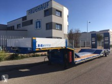 N Fruehauf heavy equipment transport semi-trailer GONDOLA PORTAMAQUINAS N FRUEHAUF