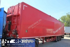 Stas moving floor semi-trailer semirimorchio piano mobile per rifiuti 92m3