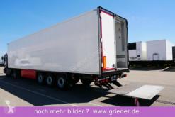 semirremolque Schmitz Cargobull SKO 24/ LBW 2500 kg / BLUMEN / DS / LENKACHSE