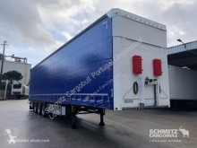 Návěs posuvné závěsy Schmitz Cargobull Lona para empurrar Mega