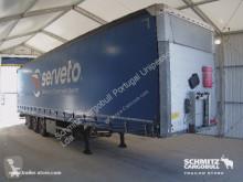Semi remorque rideaux coulissants (plsc) Schmitz Cargobull Lona para empurrar Mega