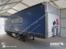 semirimorchio Schmitz Cargobull Lona para empurrar Mega