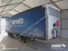 Semirimorchio Teloni scorrevoli (centinato) Schmitz Cargobull Lona para empurrar Mega