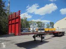 Broshuis 31N0-EU semi-trailer used flatbed