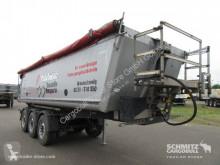 Schmitz Cargobull Kipper Alukastenmulde Thermomulde 25m³ semi-trailer used tipper