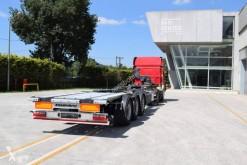 new chassis semi-trailer