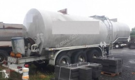 Fruehauf semi-trailer used tanker
