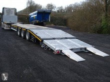 Faymonville max trailer 200 FTR semi-trailer new heavy equipment transport
