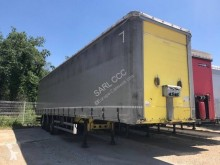 Trouillet baché DX 517 BS semi-trailer used tautliner