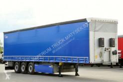 semi remorque Schmitz Cargobull CURTAINSIDER / STANDARD / PALLET BOX/NEW TIRES