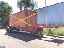 Asca Container 20 FT Container chassis semi-trailer used container