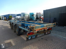 Renders container semi-trailer ROC 12.27 CC / MB DISC / 2x 20 FT and 1x 40 FT