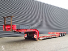 Nooteboom EURO 48 03L / TIEFLADER / LOWBED semi-trailer used heavy equipment transport