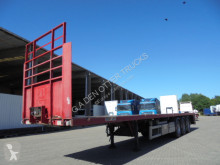 Floor FLUO-18-27F1 semi-trailer used flatbed