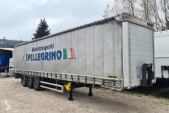 Semirremolque lonas deslizantes (PLFD) Wielton SEMIRIMORCHIO, CENTINATO FRANCESE, 3 assi