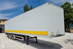 Полуремарке Bartoletti SEMIRIMORCHIO, FURGONATO, 3 assi фургон втора употреба