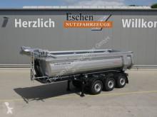 Semi remorque benne Schwarzmüller 25m³ Hardox, Luft/Lift, SAF, elektr. Funkverdeck